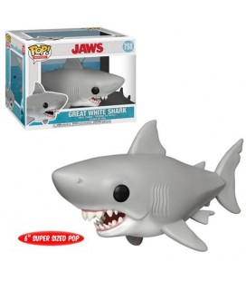 Pop! Great White Shark Oversized [758]