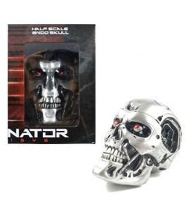 Terminator Genisys réplique 1/2 Endoskull Exclusive 14 cm