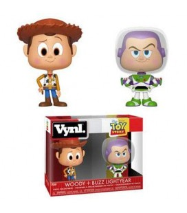 Vynl. Woody & Buzz Lightyear