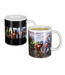 Heat Change Mug - Marvel
