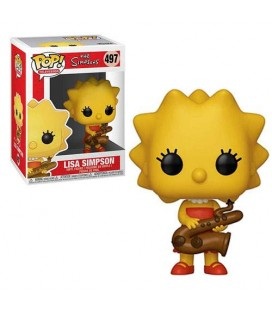 Pop! Lisa Simpson [497]