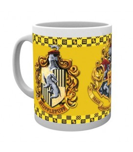Hufflepuff (Poufsouffle) Mug - Harry Potter