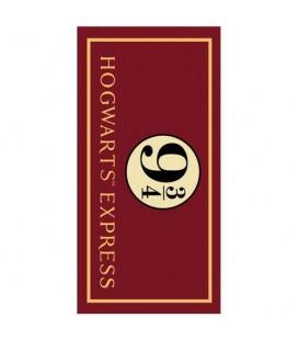 Serviette de Plage / Bain Hogwarts Express