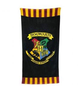 Serviette de Plage / Bain Hogwarts