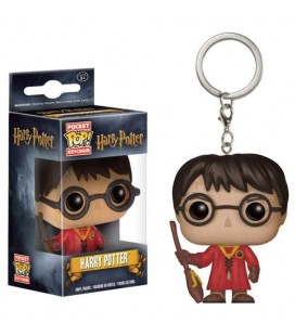 Pocket Pop! Keychain - Harry Potter Quidditch