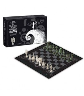 Jeu d'Échecs Collector's Set 25 Years L'Etrange Noèl de Mr Jack