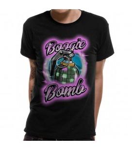 T-shirt Boogie Bomb Airbrush