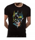 T-shirt Gotham Face