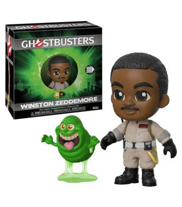Winston Zeddemore Figurine 5 Star