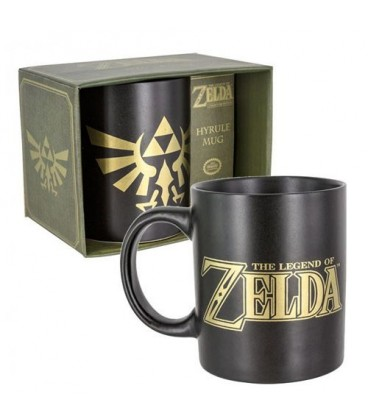 Hyrule Mug - The Legend of Zelda