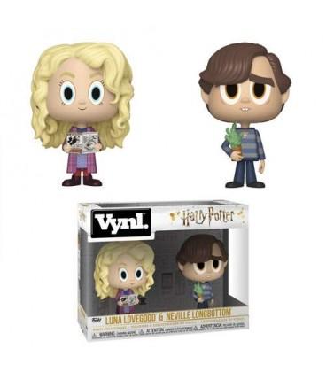 Vynl. Luna Lovegood & Neville Longbottom