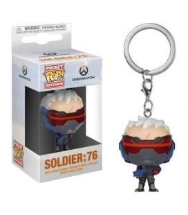 Pocket Pop! Keychain - Soldier: 76