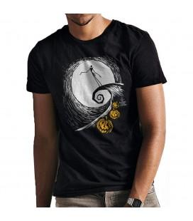 T-shirt Jack Skellington Roi des Citrouilles