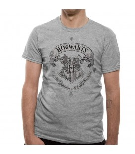 T-shirt Hogwarts One Colour