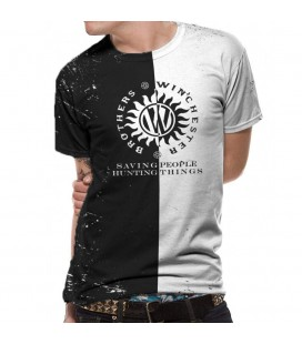 T-shirt Emblem Sublimation