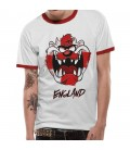 T-shirt Taz Face Boxed England