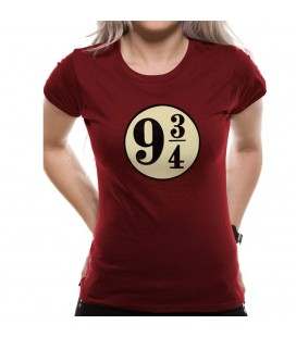T-shirt Fitted Platform 9 3/4