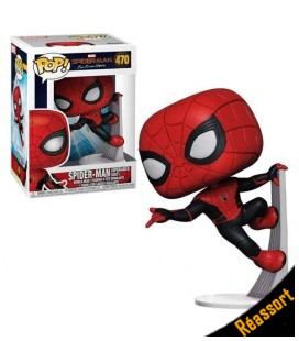 Pop! Spider-Man Upgraded Suit [470]