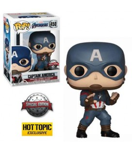 Pop! Captain America Limited Edition [450]