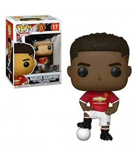 Pop! Marcus Rashford [17]