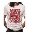 T-shirt Craziest Things - Harley Quinn