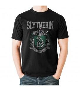 T-shirt Slytherin Varsity Crest