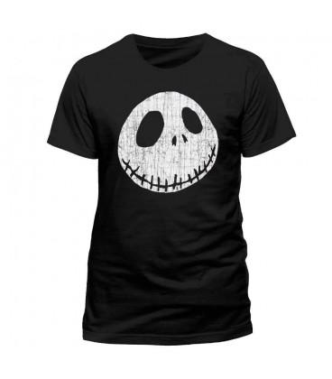 T-shirt Jack Cracked Face