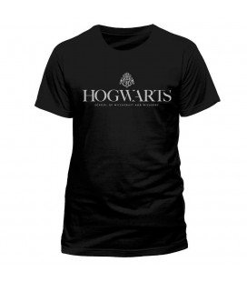 T-shirt Hogwarts Pride White Logo