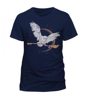 T-shirt Hedwig Broom