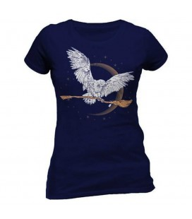 T-shirt Fitted Hedwig Broom