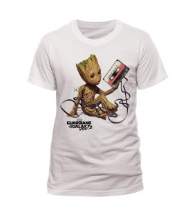 T-shirt Groot And Tape