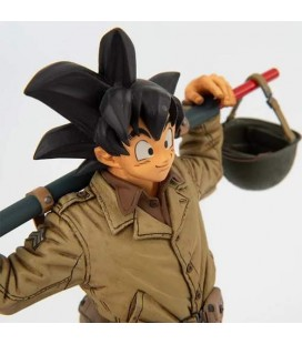 Figurine Son Goku Military - 18 cm
