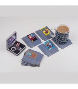 Sous-Verres Cartouches NES