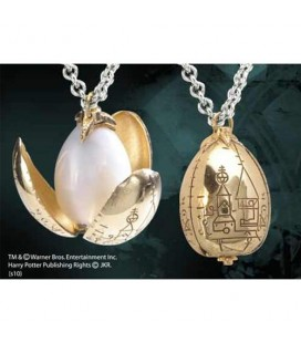 Pendentif Oeuf d´Or - Noble Collection
