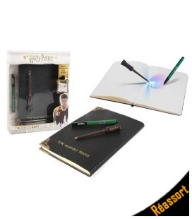 Journal de Tom Riddle & Baguette Stylo Encre invisible