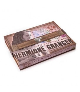 Boite d´Artefacts Hermione Granger - Noble Collection