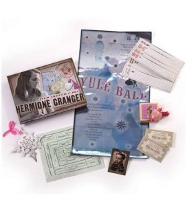 Boite d´Artefacts Hermione Granger - Noble Collection