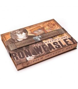 Boite d'Artefacts Ron Weasley - Noble Collection
