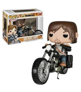 Pop! Rides Daryl Dixon's Chopper [08]