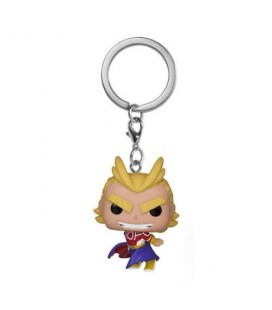 Pocket Pop! Keychain - All Might (Silver Age)