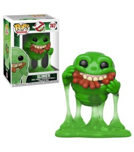 Pop! Slimer (with Hot Dogs) [747]