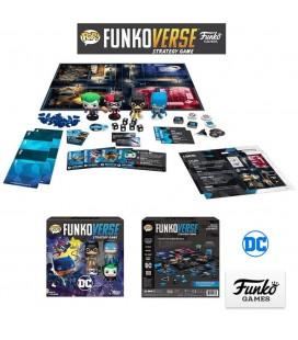 Jeu FunkoVerse - Jeu de Base VF - Dc Comics [100]
