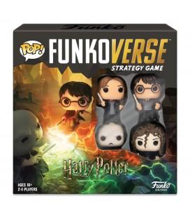 Jeu FunkoVerse Harry Potter - Jeu de Base (Version Française)