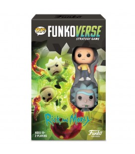 Jeu FunkoVerse - Extension Expandolone VF - Rick & Morty [101]