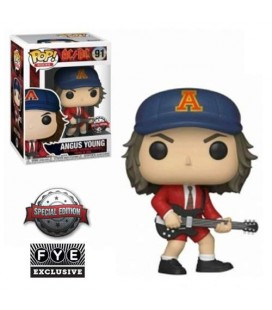 Pop! Angus Young Edition Limitée [91]