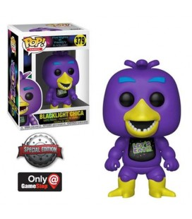 Pop! Blacklight Chica Edition Limitée [379]