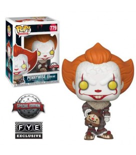 Pop! Pennywise (with Beaver Hat) Edition Limitée [779]
