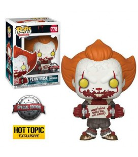 Pop! Pennywise (with Skateboard) Edition Limitée [778]