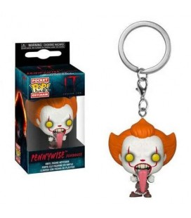 Pocket Pop! Keychain - Pennywise Funhouse