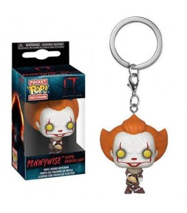 Pocket Pop! Keychain - Pennywise (with Beaver Hat)